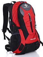 30 L Походные рюкзаки рюкзак Водонепроницаемый Многофункциональный Желтый Зеленый Красный Черный Синий Темно-синий Светло-синий