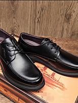 Loafers masculinos&Slip-ons primavera conforto couro casual