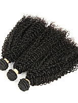Brazilian  Virgin Hair Bundles Afro Kinky Curly Cheap Human Hair Brazillian Kinky Curly Virgin Hai Weaves