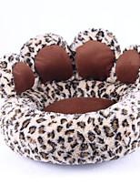 кошка собака кровать домашние животные кровать медведь стиль лапу черный леопард