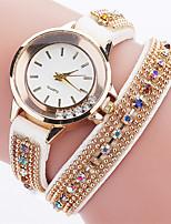 Xu™ Жен. Часы-браслет Уникальный творческий часы Повседневные часы Имитационная Четырехугольник Часы Китайский Кварцевый PU ГруппаС