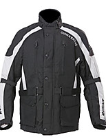 DUHAN D087 Motorcycle Jacket Motorbike Racing Jacket Protector Water Risistant And Windproof With 5 Pcs EVA Protective Gears