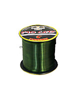 500M / 550 Yards Monofilament Fishing Line Green 60LB 2.5 mm For General Fishing