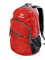 20 L рюкзак Походные рюкзаки Путешествия Многофункциональный Компактный Красный Синий