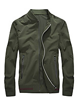 Men's Jacket Camping / Hiking Windproof Spring