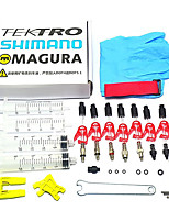 Bicycle Hydraulic Disc Brake Bleed Kit tool For SHIMANO TEKTRO MAGURA louise marta HS33 HS11 ECHO ZOOM CSC