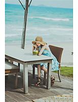 Cute Korean chic establishment hat raffia beach hat sun hat waves