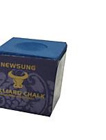 наклейка кия Снукер Английский Бильярд Синий Девять мяч Компактный размер Маленький размер