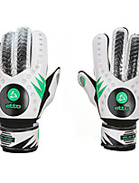 Goalkeeper Gloves Full-finger Gloves Unisex Wearable Protective Football PU Cotton Cloth
