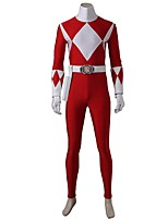 Cosplay Costumes Party Costume Super Heroes Cosplay Movie Cosplay Geometric Leotard/Onesie Gloves Belt More AccessoriesHalloween