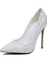 Women's Heels Spring Summer Club Shoes Leatherette Wedding Stiletto Heel