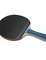 Table Tennis Rackets Table Tennis Ball Ping Pang Rubber 2 Rackets 2 Table Tennis Balls Outdoor Performance Practise Leisure Sports-Other