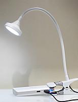 3 Moderno/ Contemporâneo Luminária de Escrivaninha , Característica para LED , com Outro Usar Interruptor On/Off Interruptor