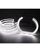 SMD3525 White Color LED Crystal Angel Eyes for BMW E36