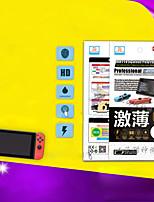 Nintendo Switch Foil Host Protection HD 9H Tempered Scratch Anti-fingerprint