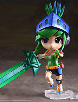 Anime Action Figures Inspired by LOL Riven PVC 14 CM Model Toys Doll Toy