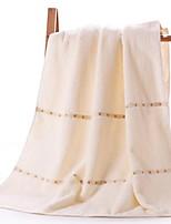 Serviette de bainFil teint Haute qualité 100% Coton Serviette