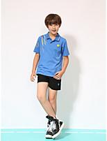Conjuntos de Roupas/Ternos(Amarelo Vermelho Azul Laranja) -Crianças-Respirável Secagem Rápida Confortável-Badminton