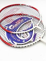 Raquettes de Badminton Durable Alliage de fer 1 Pièce pour Intérieur Extérieur Utilisation Exercice Sport de détente-#