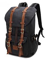 30 L Randonnée pack sac à dos Multifonctionnel Café Noir