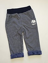 Boys' Going out Casual/Daily Striped Pants Spring Fall