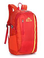25 L Велоспорт Рюкзак рюкзак Водонепроницаемый Зеленый Красный Черный Синий Другое