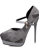 Women's Heels Spring Summer Comfort Suede Dress Stiletto Heel