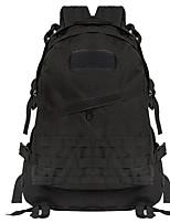 30 L Походные рюкзаки Отдыхитуризм Охота На открытом воздухе Пригодно для носки Черный Рубашечная ткань