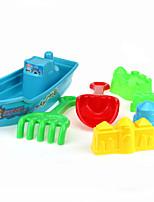 Strand & Sandspielzeug Spaß draußen & Sport Neuartige Schiff Plastik