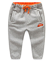 Boys' Casual/Daily Solid Pants-Cotton Summer Spring Fall
