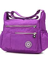 Shoulder Bag Multifunctional Black Blue Purple