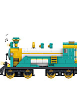 Building Blocks For Gift  Building Blocks Model & Building Toy Train Toys