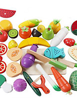 Toy Kitchen Sets Toy Foods Vegetables Plastic Children's 5 to 7 Years 8 to 13 Years 14 Years & Up