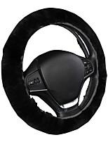 Рулевое колесо autoyouth класса люкс покрывает покрытие рулевого колеса из шерсти премиум-класса универсальное крепление 14-15-дюймового