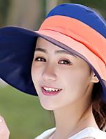 Women 's Summer Sunscreen Striped Printing Beach Mountain Biking Baseball Hat Sports Empty Cap
