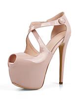 scarpe autunno del club talloni di estate delle donne del gladiatore comodità ufficio matrimonio pu&partito carriera&abito da