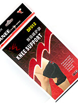 Unisexe Attelle de Genou Respirable Extensible Football Des sports Polyester