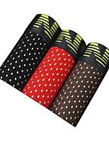 3Pcs/Lot Men's Fashion Sexy Hollow-out Boxers Underwear Cotton Soft Panties