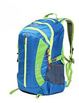 30 L рюкзак Походные рюкзаки Многофункциональный Зеленый Красный Черный Синий