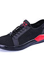 Men's Sneakers Spring Summer Comfort PU Outdoor Athletic Casual Flat Heel Gore