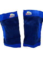 Unisex Knee Brace Breathable Stretchy Football Sports Cotton Fibre Rubber