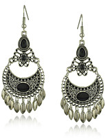 Drop Earrings Jewelry Unique Design Bohemian Resin Alloy Drop Jewelry For Party Special Occasion Daily Casual 1 pair