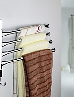 Towel Racks & Holders Modern Rectangle Stainless Steel