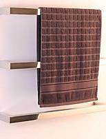 Accroche Serviette et supports Moderne Rectangulaire Acier inoxydable
