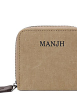 Men Canvas Casual Clutch