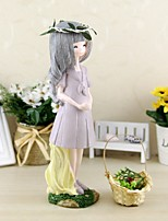 Pretty girl home decoration furnishing articles