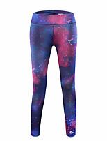 Femme Course / Running Collants Séchage rapide Printemps Eté Yoga Course/Running Térylène Serré Intérieur Vêtements de Plein AirClassique