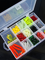 1 pcs Soft Bait Random Colors 100 g Ounce mm inch,Plastic General Fishing