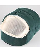 Новый питомец хлопок гнездо теплые шторы питомник съемный умывальник