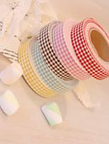 kreativní plátno art pole 4m kutilství album deník nezbytné dekorace páska 15 g pro všechny druhy ozdoba barvy náhodné